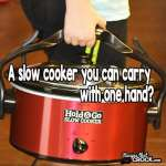 Hold and Go Slow Cooker – GIVEAWAY