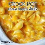 Cheese Lover's Crock Pot Shells