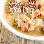 Crock Pot Polish Sausage Cabbage Soup