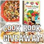 Gooseberry Patch Fresh and Easy Family Meals Cookbook Giveaway!