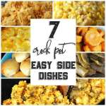 7 Easy Side Dishes