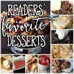 Readers' Favorite Desserts