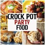 Crock Pot Party Food