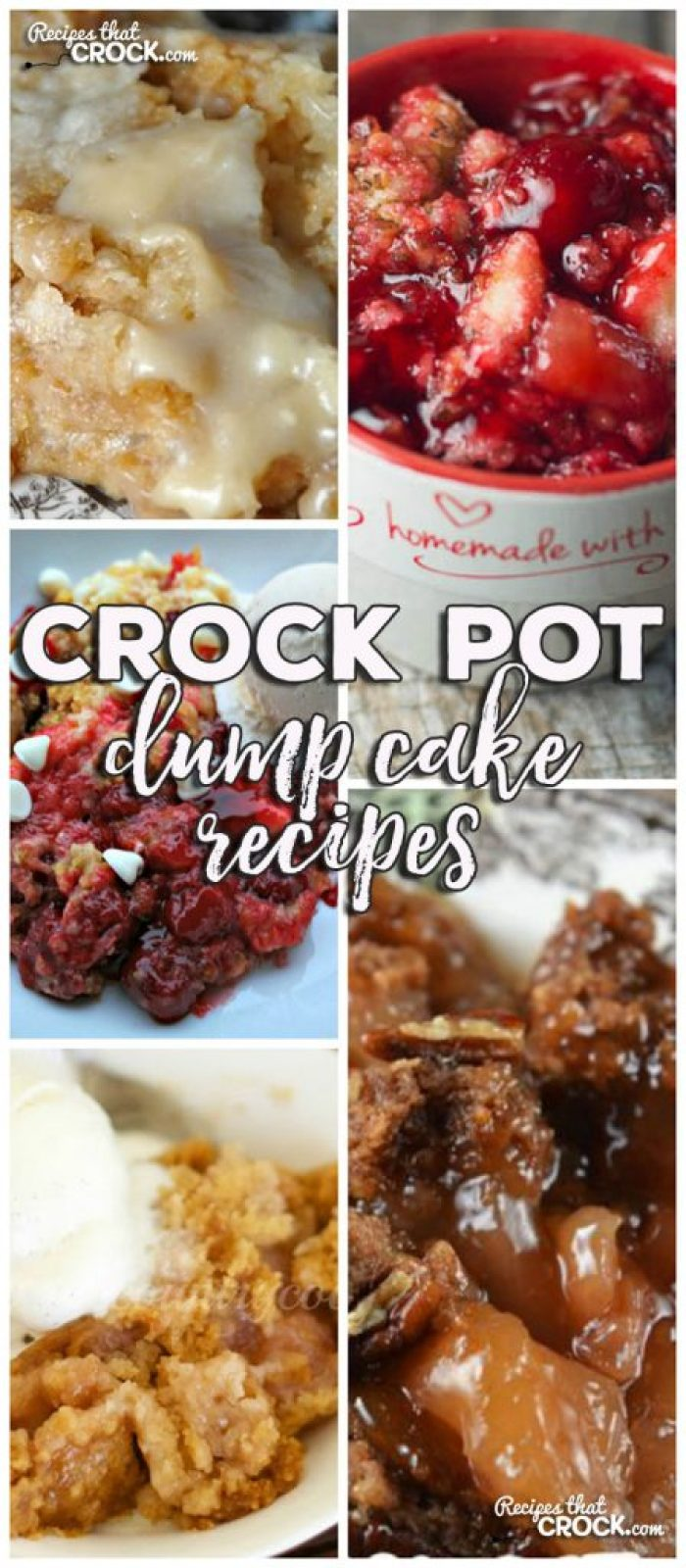 Pineapple Spice Dump Cake Recipes