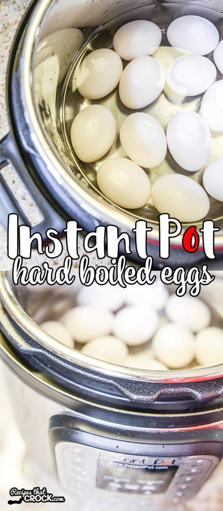 Are you looking for a quick, fail-proof hard boiled egg for breakfast, snacks or Easter eggs? Our Instant Pot Hard Boiled Eggs are a fool proof way to cook up perfectly creamy, easy peel hard boiled eggs every time in an electric pressure cooker.