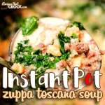 Instant Pot Zuppa Toscana Soup