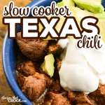 Slow Cooker Texas Chili (Low Carb)