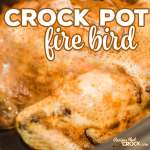 Crock Pot Fire Bird