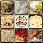 Meal Planning: Weekly Crock Pot Menu 70