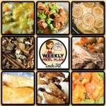 Meal Planning: Weekly Crock Pot Menu 72