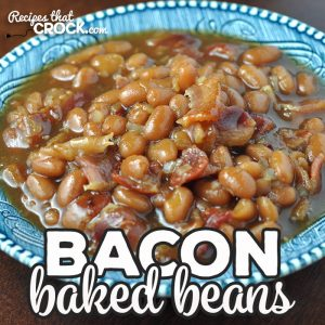 This Bacon Baked Beans recipe for your stove top is adapted from our reader favorite Crock Pot Bacon Baked Beans recipe. Easy and delicious!
