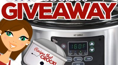 We are giving away a slow cooker to celebrate the start of summer! After the year we've all had, we figure everyone could use a little help getting dinner on the table.