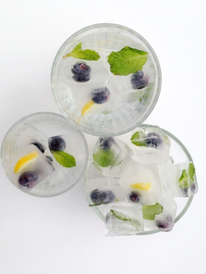 Fruity Ice Cubes | Real Food Outlaws