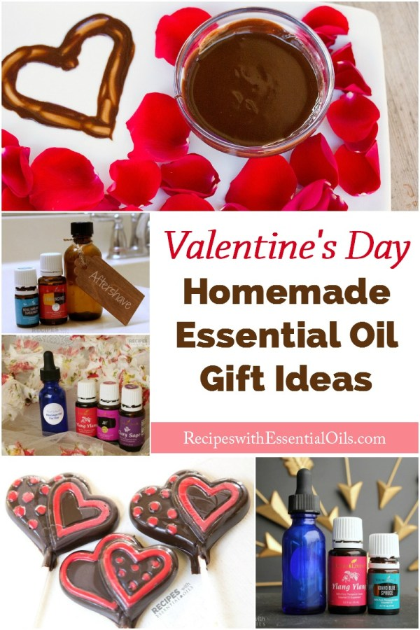 Homemade Essential Oil Gift Ideas for Valentine's Day ...