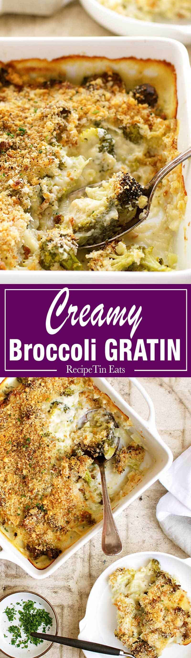 I'm always on the look out for delish ways with broccoli and this is a KEEPER!!!