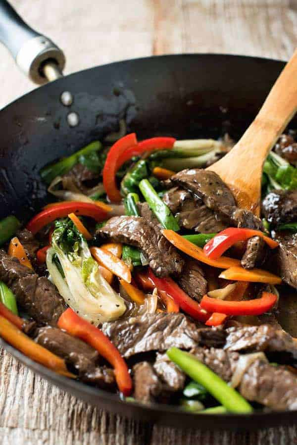 Easy Classic Chinese Beef Stir Fry | RecipeTin Eats