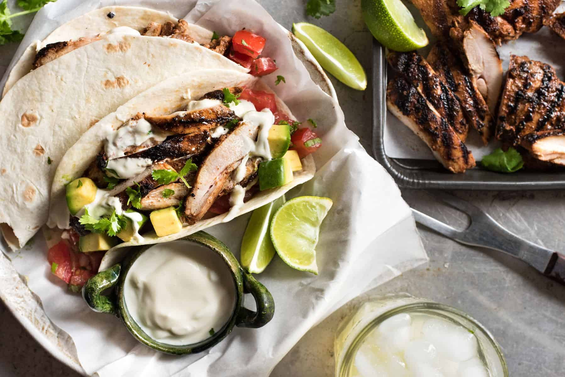 Authentic Mexican Chicken Recipe