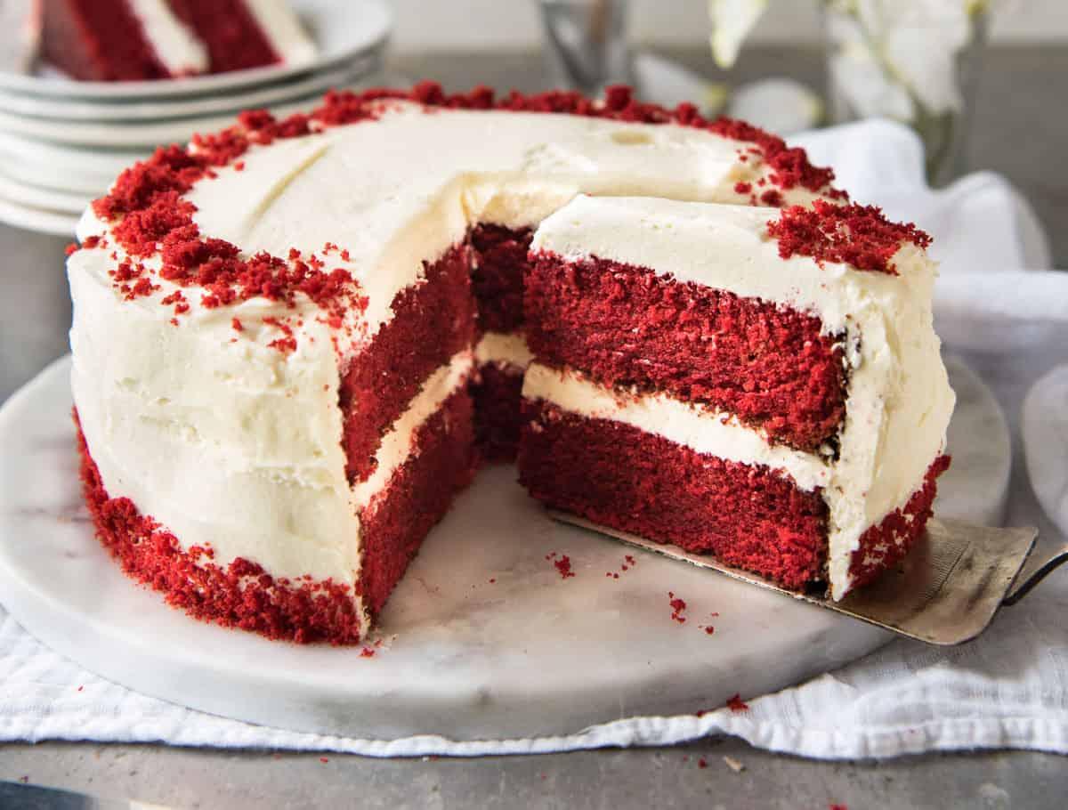 Red Velvet Cake Recipetin Eats