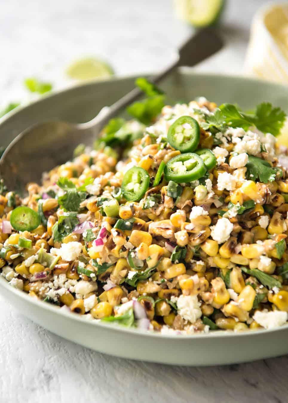 Mexican Corn Salad RecipeTin Eats