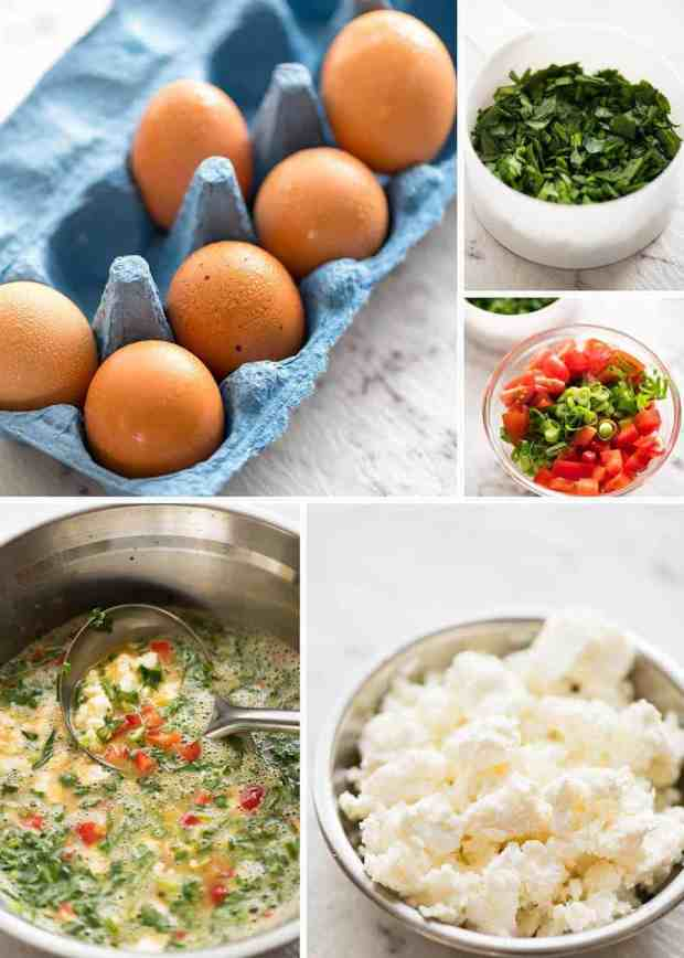 How to make Healthy Egg Muffins