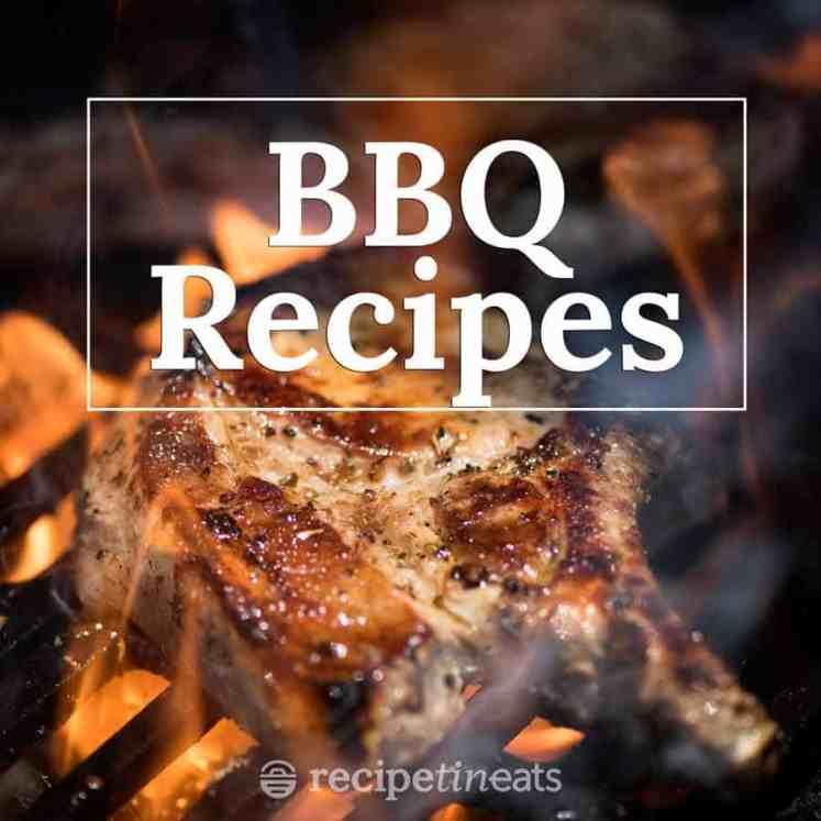 BBQ Grilling recipes - RecipeTin Eats