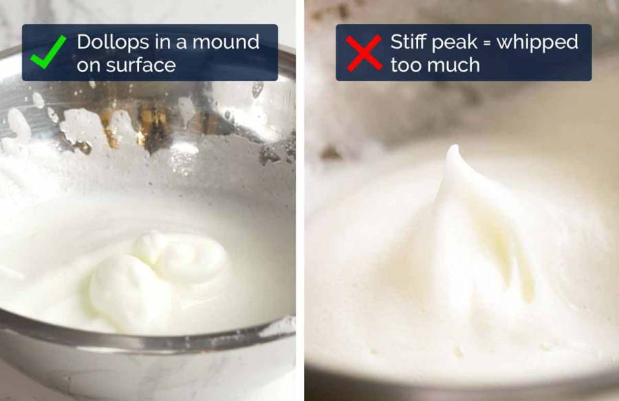 How to make a Fluffy Egg White Omelette