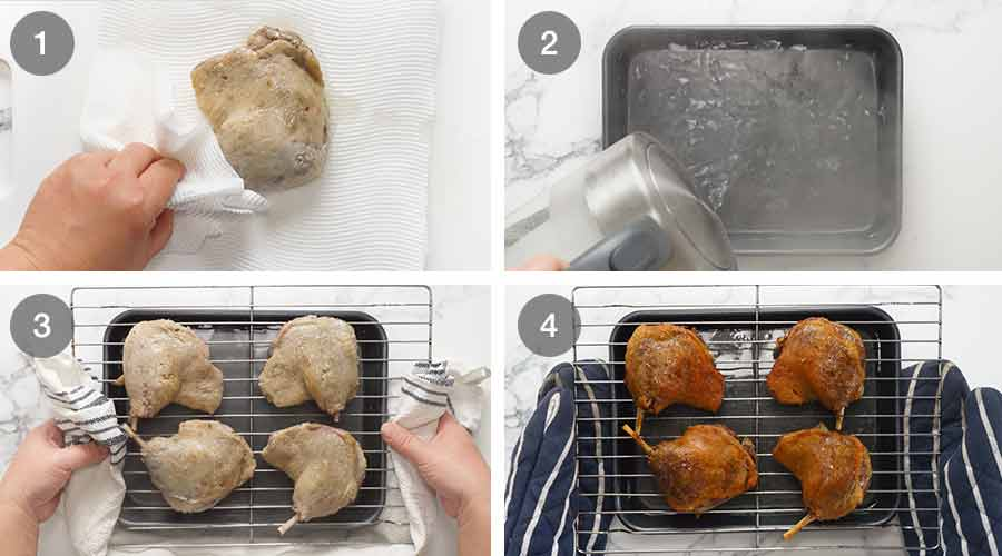 How to make Duck Confit