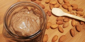 Cinnamon Vanilla Almond Butter