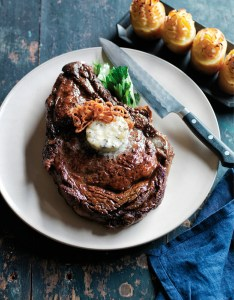 Bone-In Rib Eyes