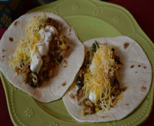 MEXICAN BEEF АND RIСЕ