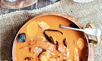 BOUILLABAISSE FROM CORNWALL