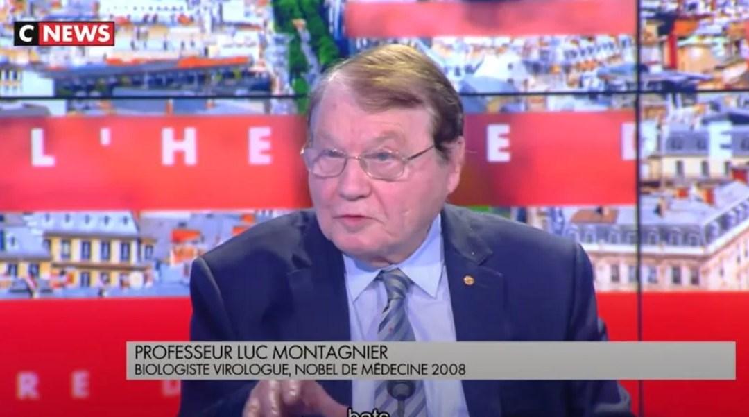 Coronavirus Manila Luc Montagnier – premio Nobel e scopritore dell'HIV – PRIMUM NON NOCERE
