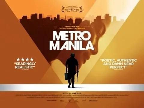 Metro Manila by Sean Ellis | Free Movie