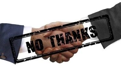 Quando grazie non vuol dire affatto grazie
