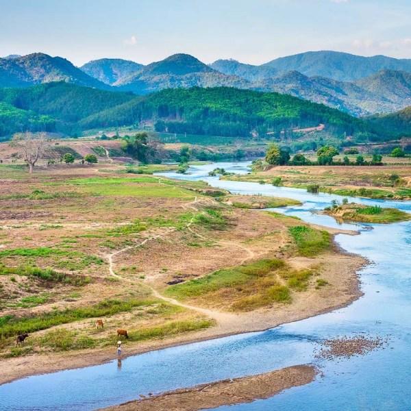 Đam Rông District, Lâm Đồng Province, Vietnam