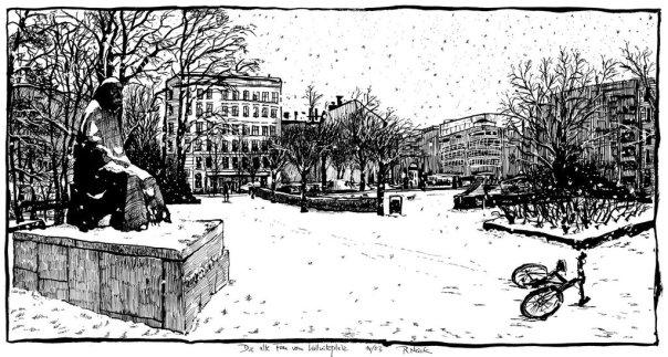 kollwitzplatz_im_winter