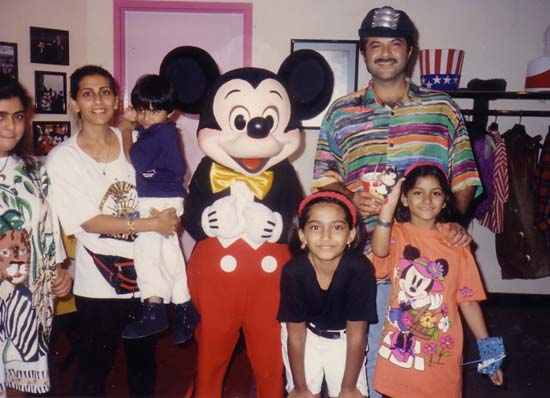 Sonam Kapoor childhood photos, Bollywood Celebs, Childhood Stars, Unseen childhood pictures, Rare Pics Of Bollywood Celebrities