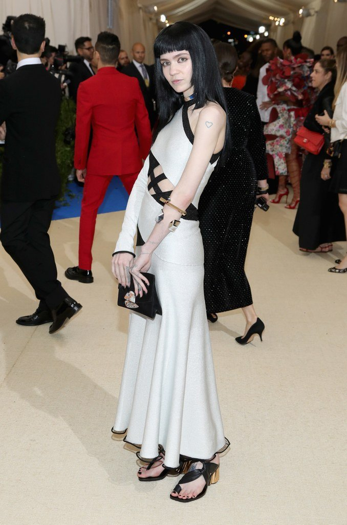 Met Gala 2017 Red Carpet Fashion Trends Complete