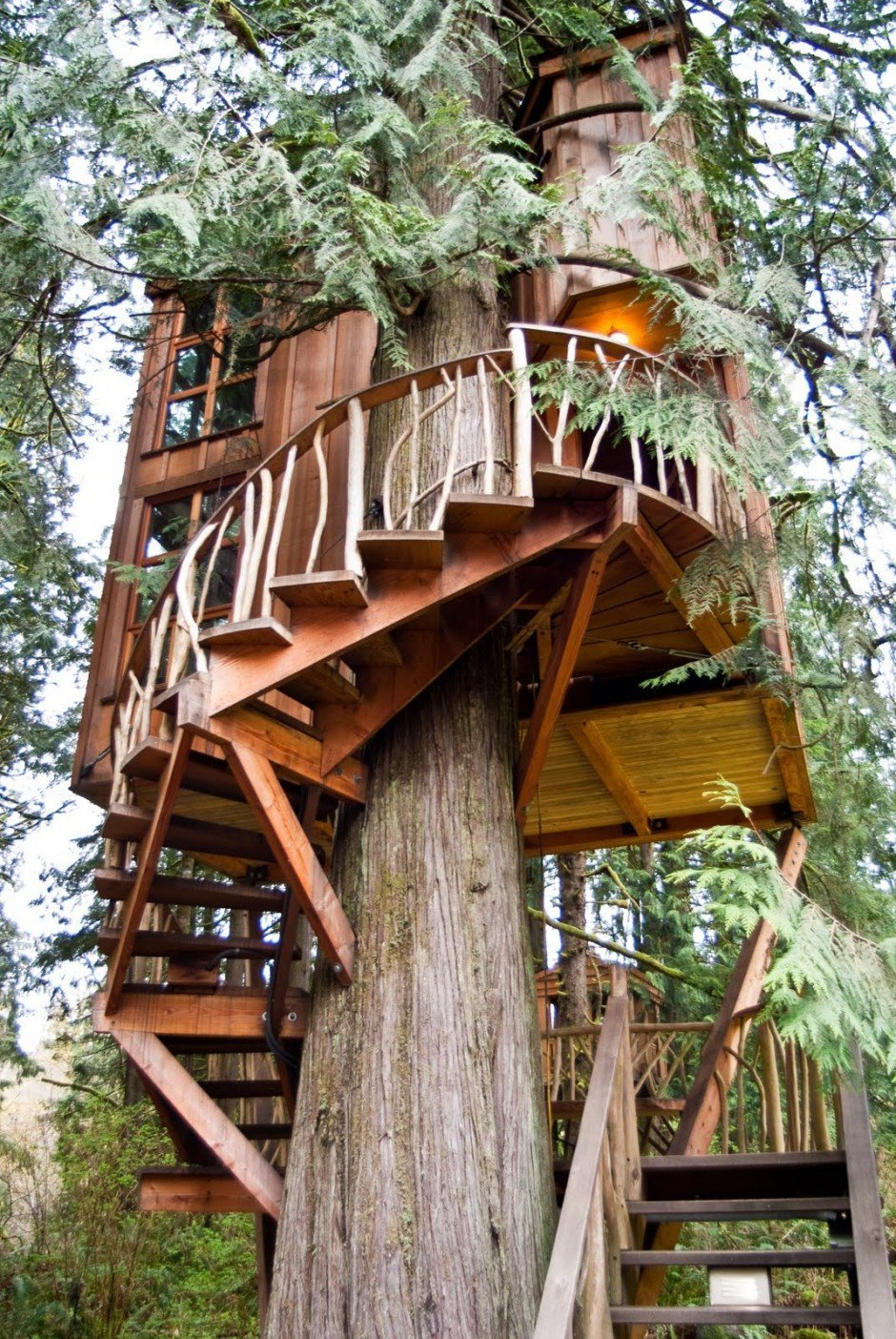 Worlds Most Popular Treehouses Resort Hotels With Amazing Architecture Reckon Talk
