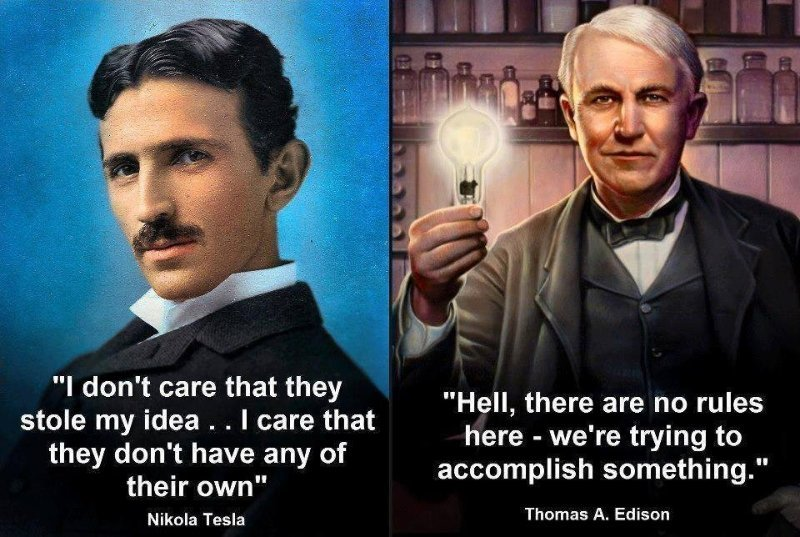 Tesla Light Bulbs