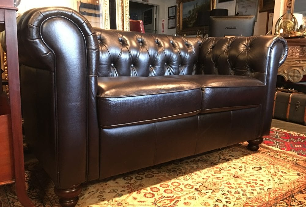 how long a leather couch should last