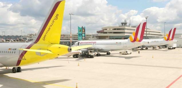 huelga de pilotos de Germanwings
