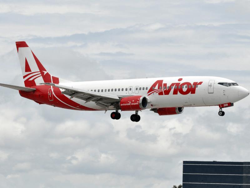 avión de avior, aerolínea prhibida en la UE