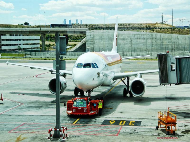 Iberia indemnizará con 2.400€ a cuatro pasajeros del vuelo IB6314