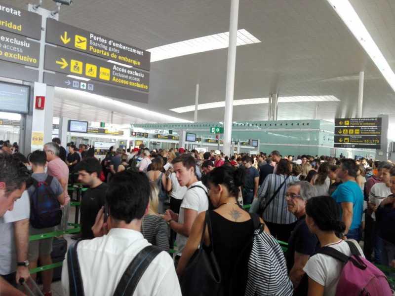 ¿Puedo reclamar por la huelga de vigilantes de seguridad en el Aeropuerto de El Prat?