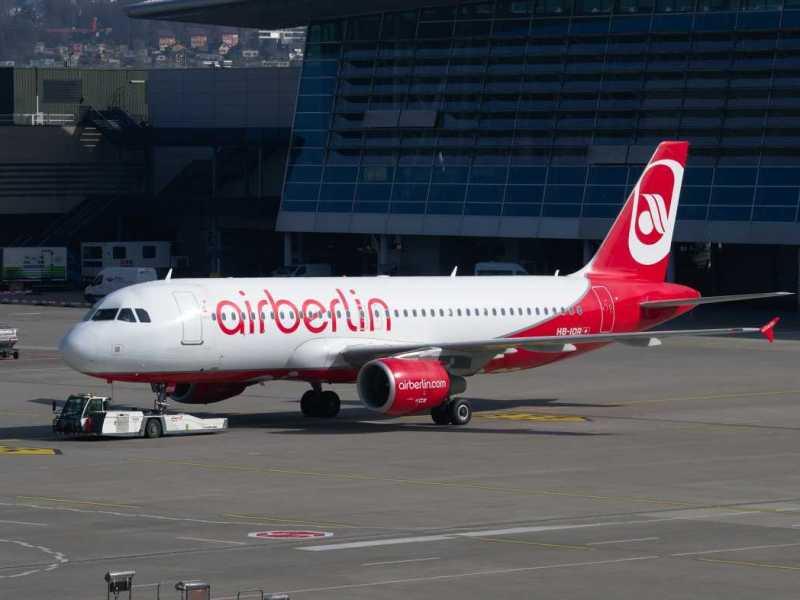¿Qué ocurre con los vuelos y reclamaciones de Air Berlin al declararse insolvente?