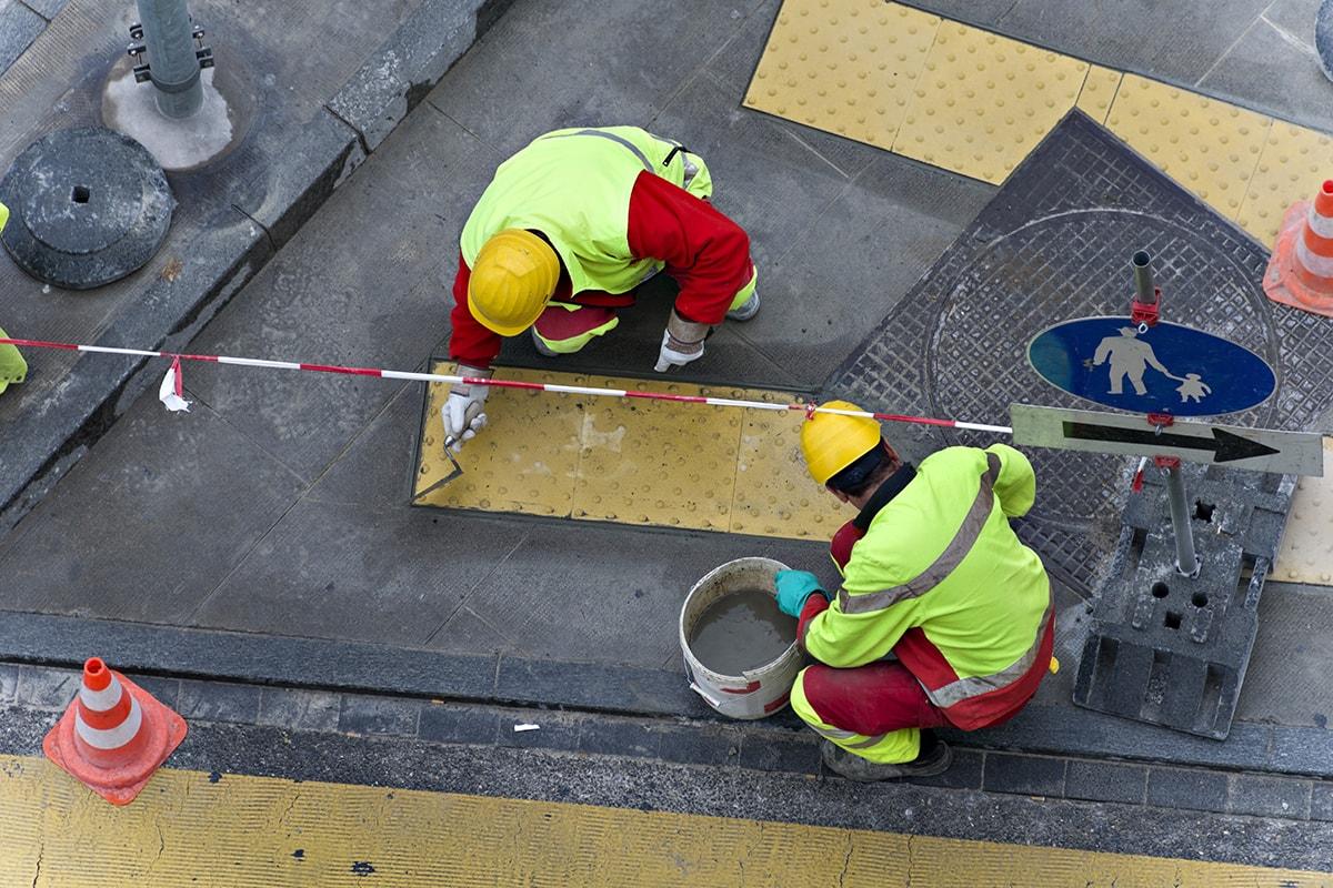 obreros después de subrir una modificación sustancial de las condiciones de trabajao