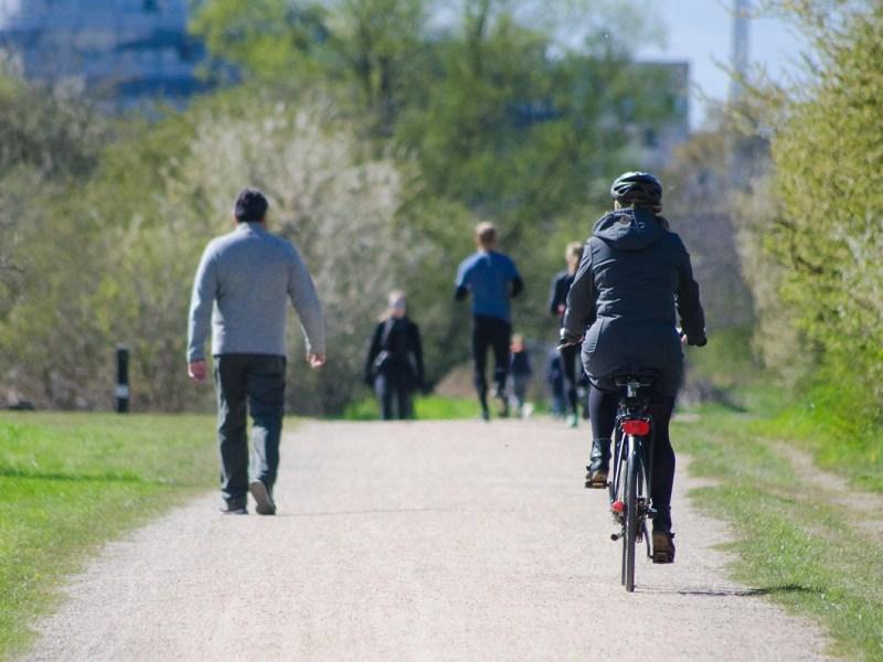 ¿Qué pasa cuando un ciclista atropella a un peatón? Guía para reclamar