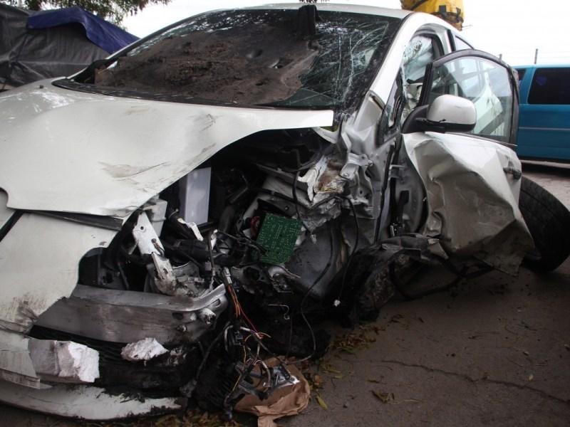El valor venal de un coche después de un accidente