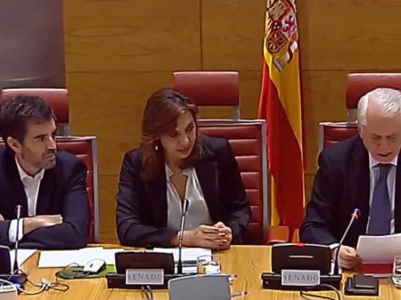 reclamador.es presenta en la Comisión de Justicia del Senado la realidad de los consumidores en los juzgados